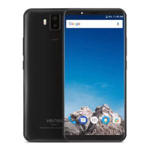 Vernee X 4G Phablet  -  4GB RAM + 64GB ROM  BLACK R$625