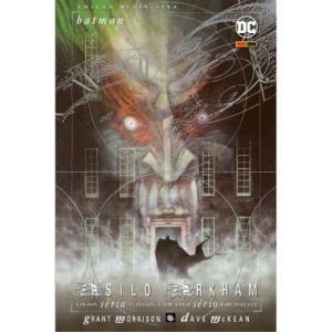 BATMAN - Asilo Arkham: Uma séria casa em um sério mundo - R$18