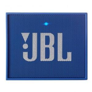 Caixa de Som Bluetooth JBL GO (3W) Azul - R$ 90
