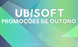 Promoções de Outono da Ubisoft - Até 75% de desconto