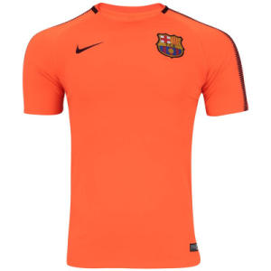 Camisa de Treino Barcelona 17/18 Nike - R$89,99