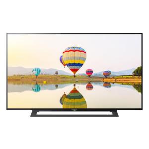 """TV LED 32"""" Sony KDL32R305B HD 2 HDMI 1 USB Preta por R$ 949"""