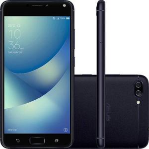 "[Cartão Sub] Smartphone Asus Zenfone 4 Max Dual Chip Android 7 Tela 5.5"" Snapdragon 16GB 4G Wi-Fi Câmera Dual Traseira 13 + 5MP Frontal 8MP - Preto - R$664"