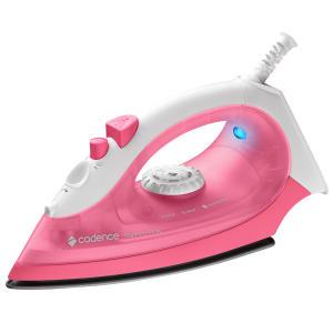 Ferro a Vapor Cadence Saphiro Pink - R$32