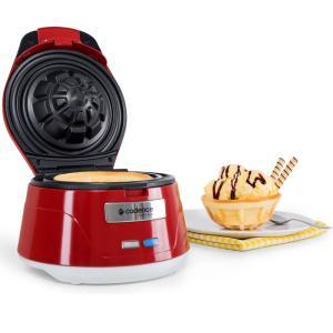 Máquina de Waffle Bowl Cestinha Cadence - R$120