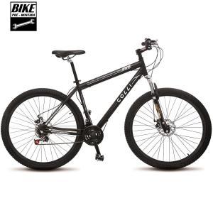 Bicicleta Colli Ultimate MTB Aro 29 21 Marchas Freios a Disco - Preto
