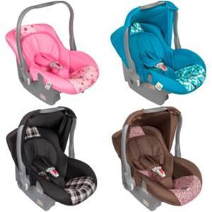 Bebê conforto (várias cores) Tutty Baby- R$144