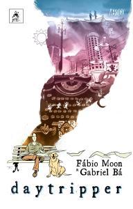 DAYTRIPPER - Fábio Moon & Gabriel Bá - R$40