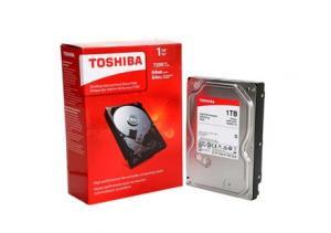 HD TOSHIBA 1TB SATA III 3.5 7200RPM, HDWD110XZSTA Por R$ 149,90