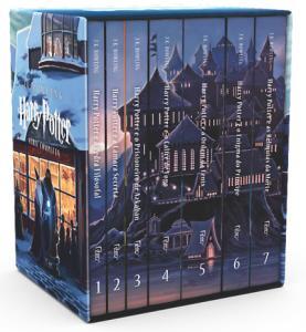 [Visa Checkout] Box Harry Potter - Série Completa - R$84,41