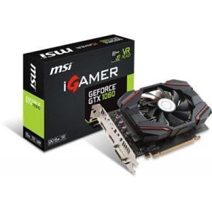 Placa de Vídeo MSI GeForce GTX 1060 6GB OC GDDR5 192Bit - R$ 1.373,73 !
