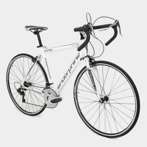 Bicicleta Speed Endorphine Gonew Fast 10 Shimano Alumínio - Aro 700 - Preto e Branco
