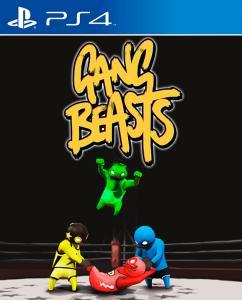 [PSN] Gang Beasts PS4 - R$36