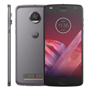 Smartphone Moto Z2 Play XT1710 Platinum - Dual Chip Android 7.0 Tela 5.5´´ 64GB - R$ 1277