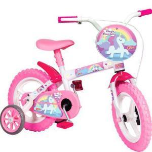 Bicicleta Aro 12 Magic Rainbow - R$99,90