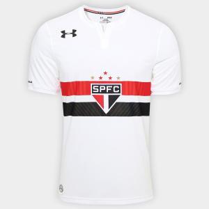 Camisa Oficial SPFC Under Armor 17/18 snº Site oficial