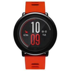 Smartwatch Xiaomi Huami AMAZFIT Pace vermelho Versão Inglesa - R$335