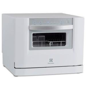 Lava Louças Electrolux 6 Serviços LE06A com Painel Blue Touch Branca R$1301
