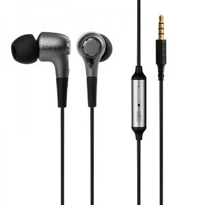 Fone de Ouvido EDIFIER P230 com microfone - In Ear (Cupom + desconto)