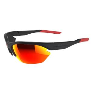 Óculos de Bicicleta CYCLING 500 Adulto Preto Azul Categoria 3 - R$ 49,99