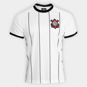 Camisa Corinthians Fenomenal - Edição Limitada Torcedor - R$44,91