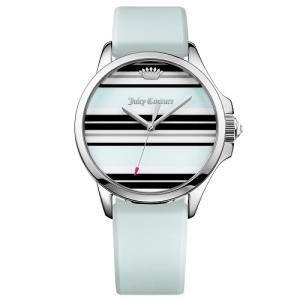 Relógio juicy couture feminino borracha azul - 1901569 - R$467