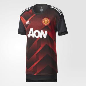 Camisa Adidas Manchester United Authentic Pré-Jogo 1 - R$159,99