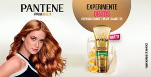 Experimente grátis reparar danos cabelo da Pantene