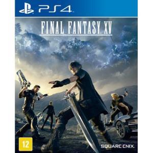 FINAL FANTASY XV (PS4) - R$99