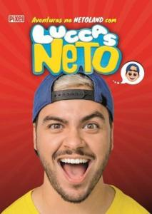 Aventuras na Netoland Com Luccas Neto - Acompanha Pôster e 3 Tazos Sortidos - R$19
