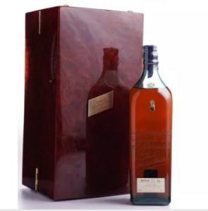 Whisky Johnnie Walker Blue 1805 750ml - R$ 115.884