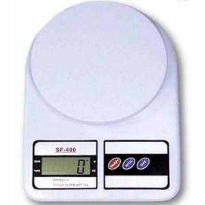 Balança Digital Eletrônica De Precisão Sf-400 Até 10kg Cozinha - R$13,80
