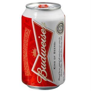 Cerveja BUDWEISER Lata 350ml - R$2,00