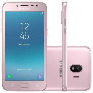 "Smartphone Samsung Galaxy J2 Pro 16GB Dual Chip 1.5GB RAM Tela 5.0"" - R$549,26"