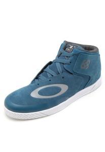 Tênis Oakley Bob Burnquist 3 MID Azul - R$160
