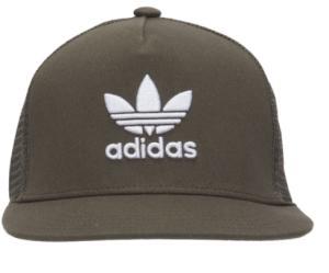Boné Trucker Trefoil, Adidas Originals R$64