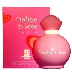 Perfume Via Paris Doline in Love Feminino Eau de Toilette 100ml - R$14