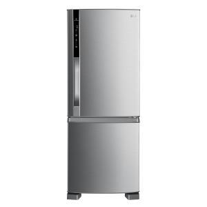 Geladeira LG Frost Free Bottom Freezer 2 Portas Fresh & Light GB42 423 Litros Inox - R$2699