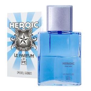 Heroic Le Parfum Eau de Toilette Masculino 0439 Paris Elysees - R$ 17,90