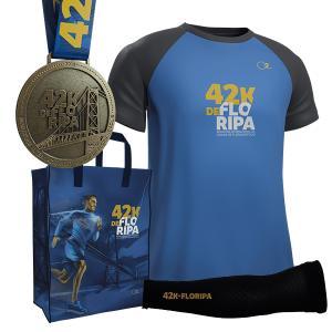 Kit Básico Maratona Internacional da Cidade de Florianópolis - R$96,75