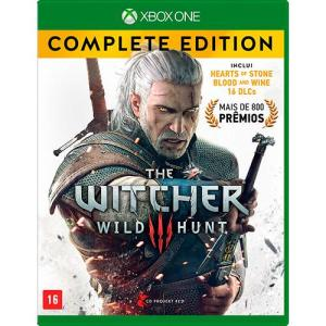The Witcher III Wild Hunt: Edição Completa XONE - R$66,99