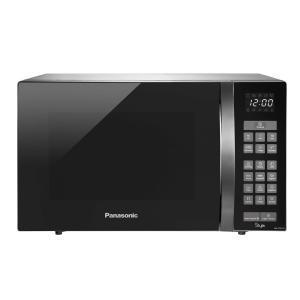 Forno de Micro-ondas Panasonic NN-ST67HSRUN Inox 32L - R$ 425