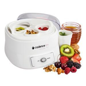 Iogurteira Naturalle IOG100 BIV Cadence - Potência 9W Bivolt - R$71