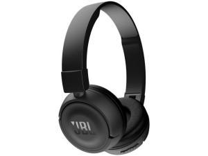 Headphone/Fone de Ouvido JBL Bluetooth Sem Fio - com Microfone T450BT - R$ 190