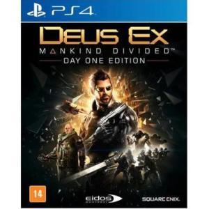 [PS4] Deus Ex: Mankind Divided - R$40