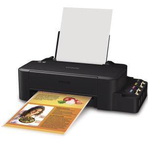 Impressora Epson EcoTank L120 Jato de Tinta Colorida - R$ 559,55