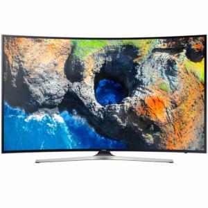 "Smart TV Samsung LED Curved 49"" Ultra HD 4K 49MU6300 HDR Premium - R$ 2249"