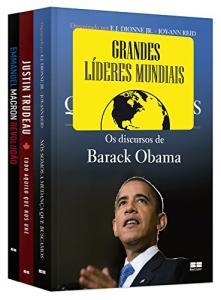 [KIT] Grandes Líderes Mundiais - R$57,60