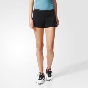 Shorts Duplo Adidas Climachill - R$49,99