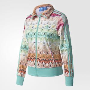 Jaqueta Adidas + Farm Borbofresh Firebird - R$149,99